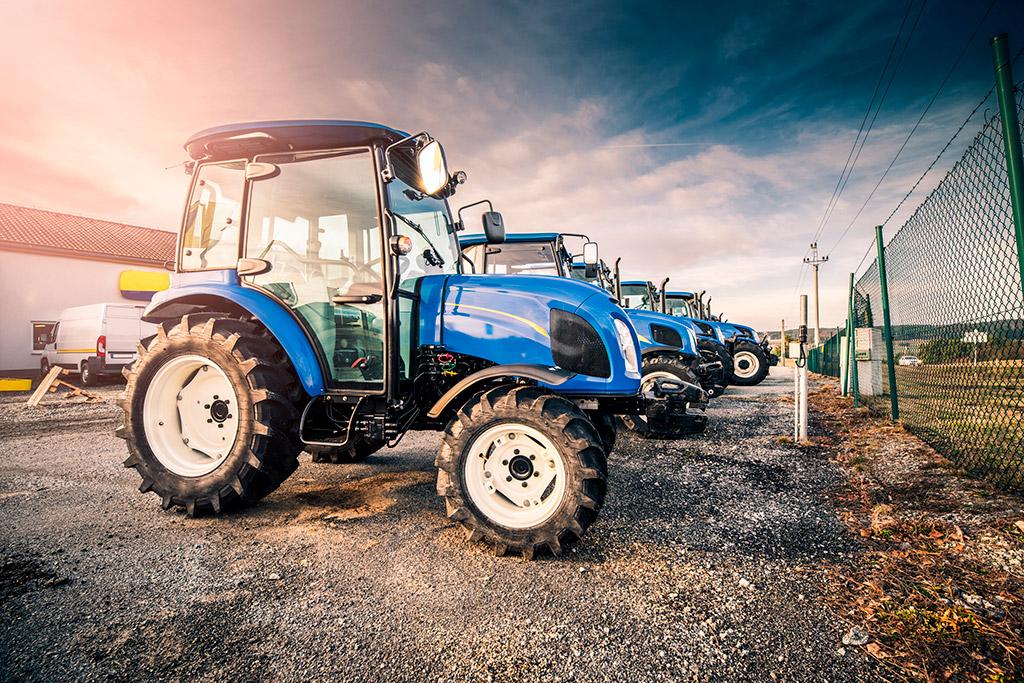 Gestão Agrícola. Reduza custos de veículos e frota agrícola
