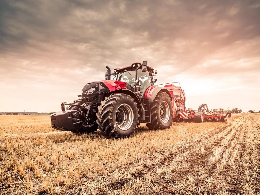 Como reduzir os custos com trator agrícola