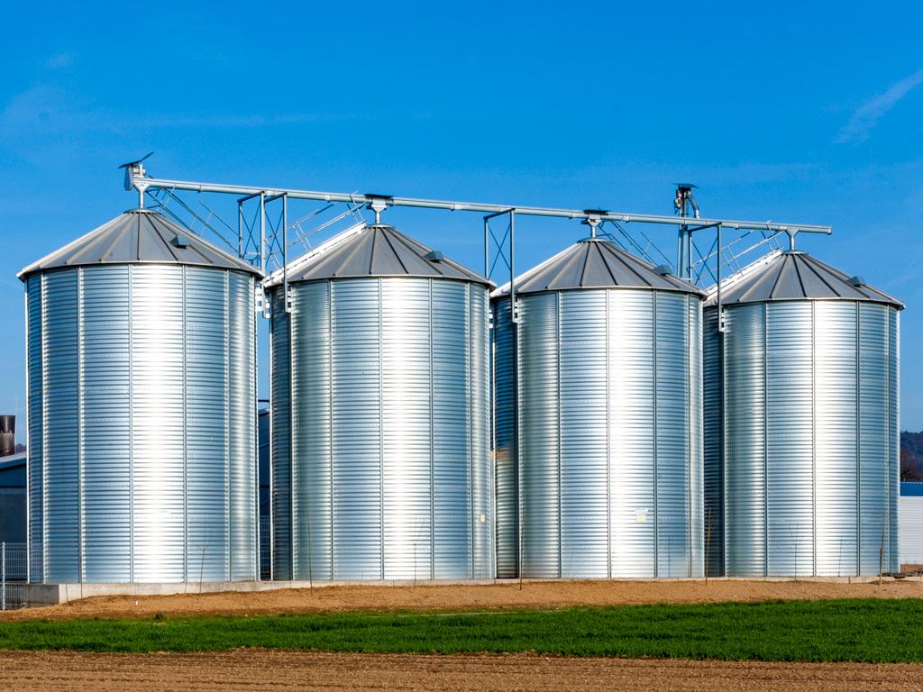 Vender ou guardar em silo de grãos