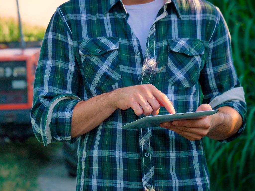 Controle financeiro da fazenda com um software agrícola