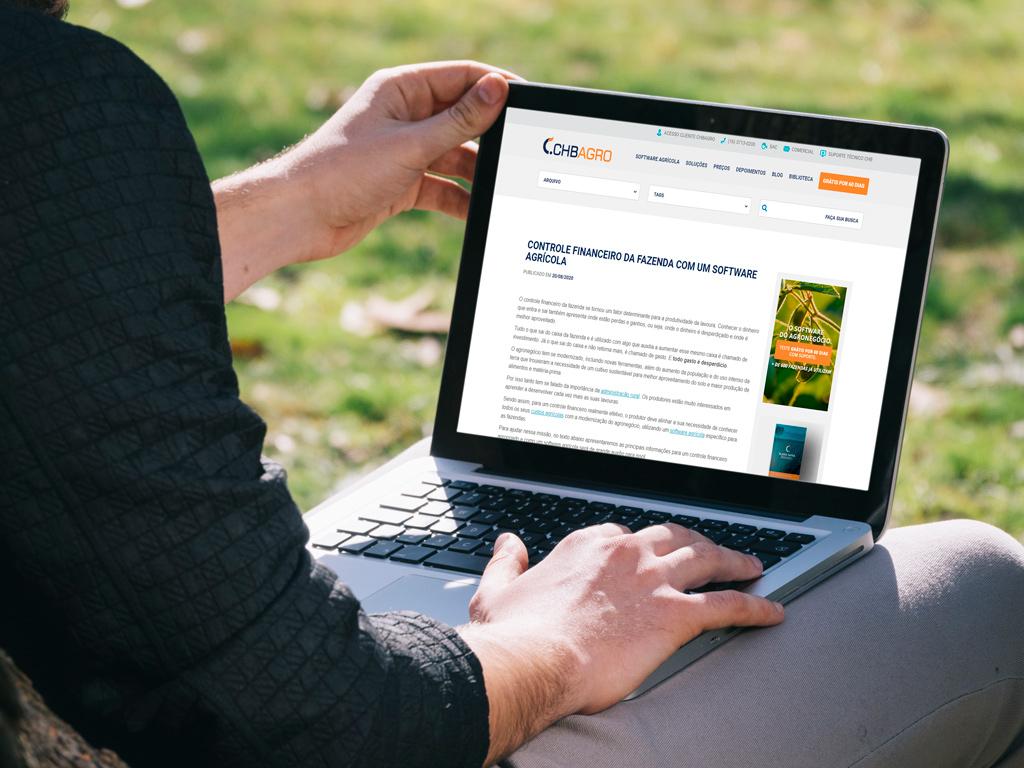 Confira sempre as notícias agrícolas no blog do CHBAGRO!