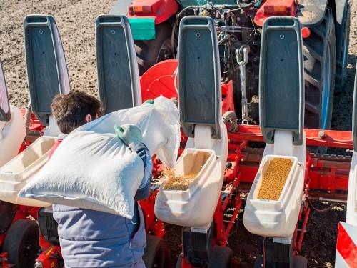 Máquinas e Implementos Recomendados para o Plantio de Soja